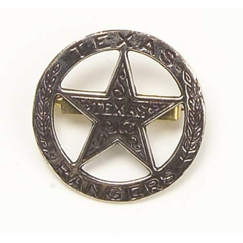 Denix Old West Circular Texas Ranger Star]()