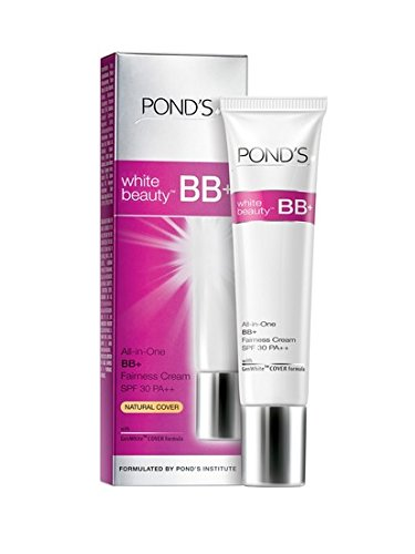 Ponds White Beauty All-in-One BB+ Fairness Cream (50 g) (Best Bb Cream For Indian Skin)