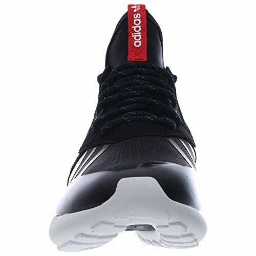 Homme Tubular Tissé Black Adidas Adidasads82650 Effet Weave Runner tomato xFYwgqUap