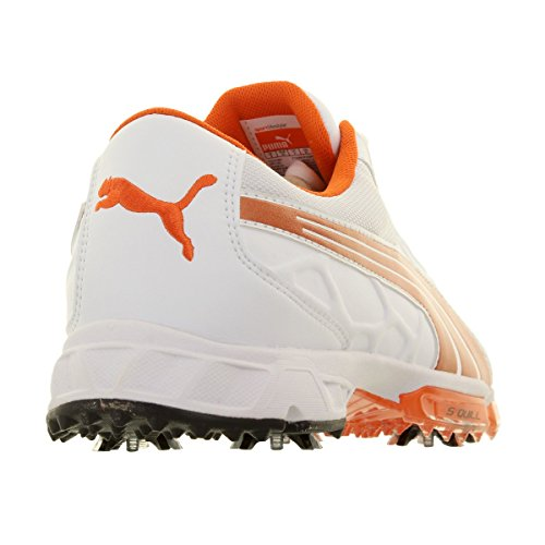 Puma BIOFUSION Lite blanc-vibrant orange