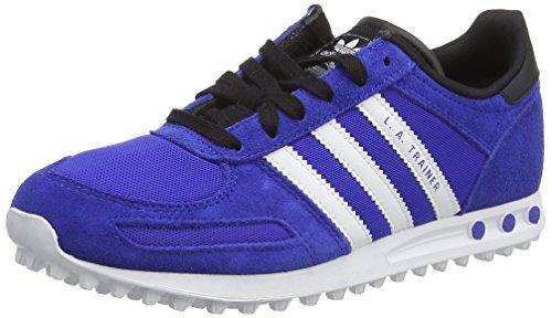 adidas LA Trainer K - Zapatillas para niño Azul / Blanco