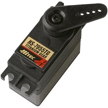 Hitec 37955S HS-7955TG Ultra Torque Titanium Gear Digital Servo