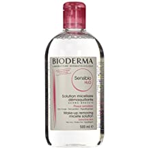 Bioderma Micelle H2O solutions Ultra-Mild Non-Rinse Cleanser for Face & Eyes (Normal to Sensitive Skin) 500ml