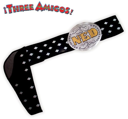 The Three Amigos Costumes (The Three Amigos Ned Nederlander Adult Belt One-Size)