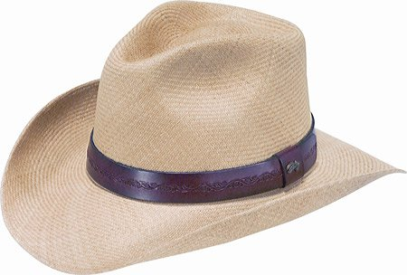 Bailey's Arrow Creek Straw Hat Natural M Natural M