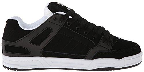 White Black Globe Tilt Uomo Sneaker WqUU7ROn