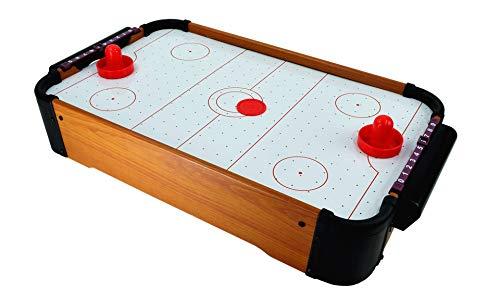 CH Solutions Portable Mini Air Hockey Table Classic Game - Classic air hockey table