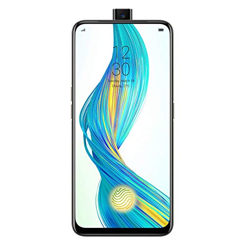realme X (Polar White, 8GB RAM, 128GB Storage)