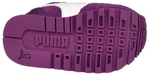 Puma St Runner SD V Inf, Zapatillas Unisex Niños Morado (Dark Purple-marshmallow)
