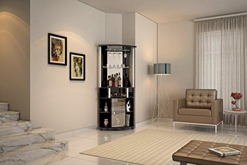 Price comparison product image Hodedah Import Bar Talisma,  Black