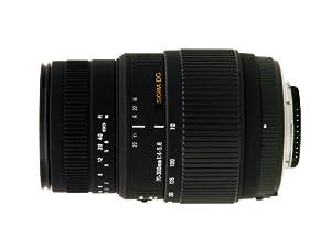 Sigma 70-300mm f/4-5.6 DG Macro Telephoto Zoom Lens