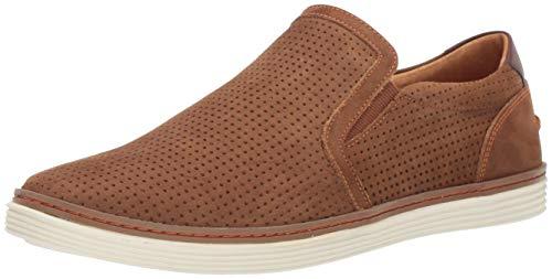 - Donald J Pliner Men's TRAVIS2-03 Sneaker, tan, 11.5 D US