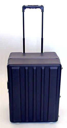 241811H Platt Heavy-duty Polyethylene Case with Wheels and Telescoping Handle by Platt Cases (Image #4)