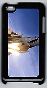 iPod 4Case F 15 Fighter PC Custom iPod 4Case Cover Black