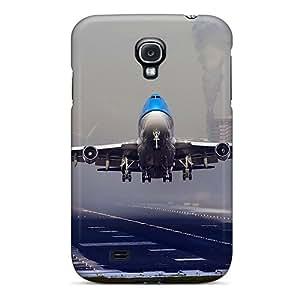 JohnRDanie Premium Protective Hard Case For Galaxy S4- Nice Design - Boeing