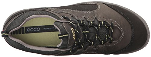 ECCO Women's Ulterra Lo GTX Hiking, Dark Shadow/Popcorn, 40 EU/9-9.5 M US by ECCO (Image #8)
