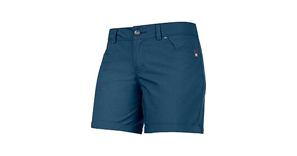 1023-00010-50011-44-10 Mammut Womens Roseg Shorts Jay US 14