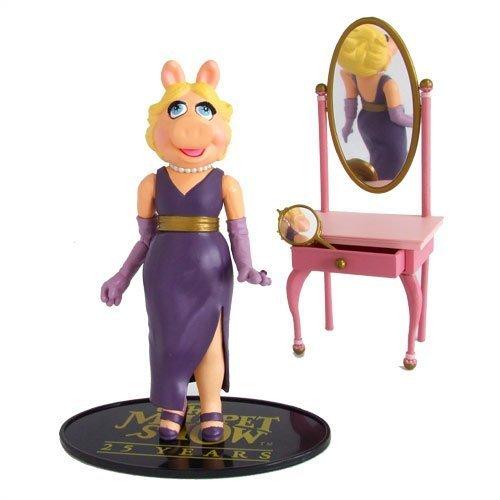 ¡No dudes! ¡Compra ahora! Muppets Miss Piggy Piggy Piggy Figura - (Hair Up) Muppet Show Series 1 by The Muppet Show  70% de descuento