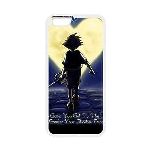 iPhone 6 Plus 5.5 Inch phone case White Kingdom Hearts FFTR4277798
