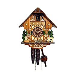 Cuckoo Clock Little black forest house 1.0260.01.C