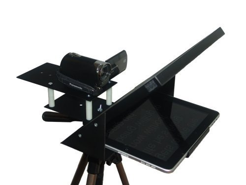 Microsoft Surface Teleprompter R810.2 with Beam Splitter Glass