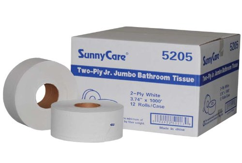 - SunnyCare #5205 Two-Ply Jr. 9