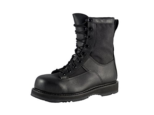 3 Safety Boots - Bates 21508 Mens USCG Superboot III Gore Tex Composite Toe Boot 10D (M) US -MADE IN USA
