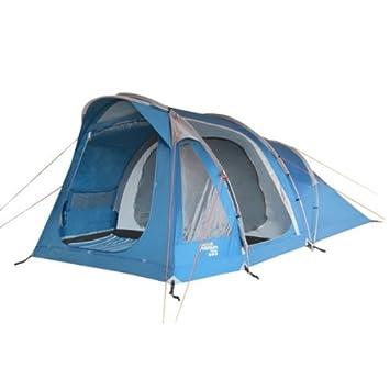 [HSB Bundle+] Regatta Premium 4 Man Weekend Family Tent with Carpet with ClevaCAMPER Collapsable  sc 1 st  Amazon UK & HSB Bundle+] Regatta Premium 4 Man Weekend Family Tent with Carpet ...
