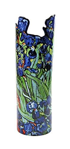Irises Vase by Van Gogh