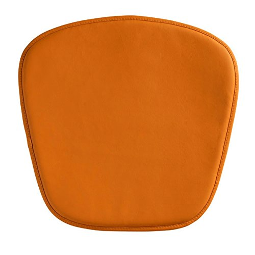 Zuo Chair Cushion for the Wire Chair, Orange by Zuo
