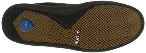 Globe Mahalo Sg - Zapatillas de casa Hombre Schwarz (Black/Gum)