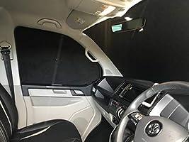 Amazon.es: Cortinilla térmica para luna de VW T6, color plateado
