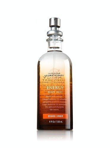 Bath & Body Works Aromatherapy Energy Orange Ginger Body Mist 4 Oz. from Bath & Body Works