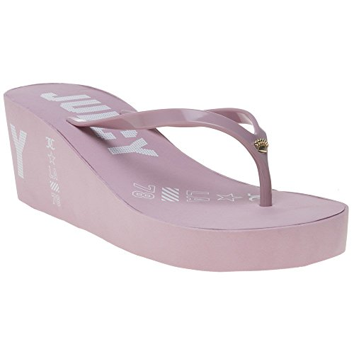 Juicy Couture Natalie Womens Sandals Pink