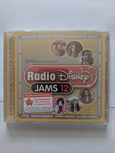 - Radio Disney Jams 12