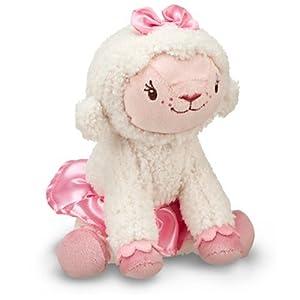 """Disney Jr. Doc McStuffins Lambie 7"""" Plush - 41unH2vZpNL - Disney Jr. Doc McStuffins Lambie 7″ Plush"""
