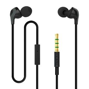 Incipio NX-314 F99 Hi Fi Stereo Earbuds – Black Gray