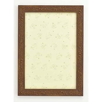 Amazon.com: 300 Piece Acorn Ghibli dedicated puzzle frame (Brown ...
