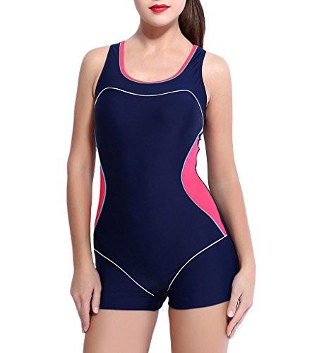 Eternatastic Swimsuit Racerback Athletic Swimwear product image