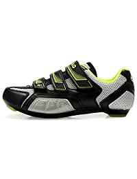 Tiebao Men Women Road Cycling Shoes Indoor And Outdoor Riding Bike Shoes Bicycle Shoes