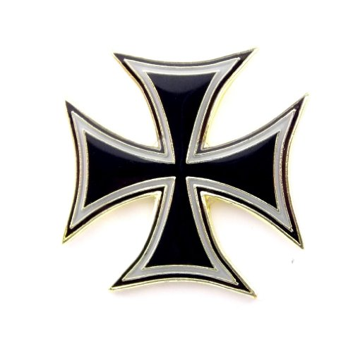 Iron Cross Button - 7