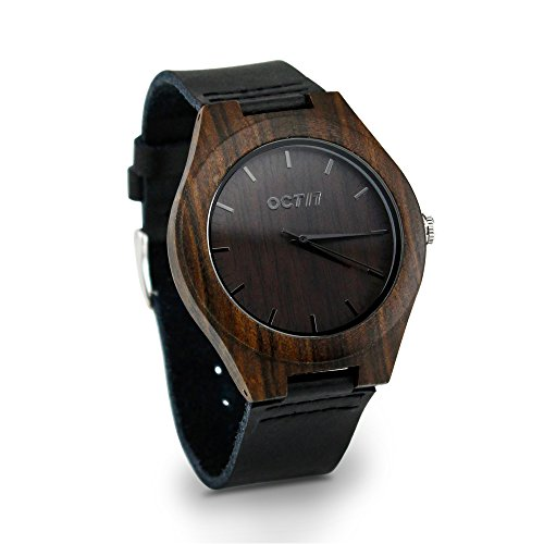 bamboo watch with picture
