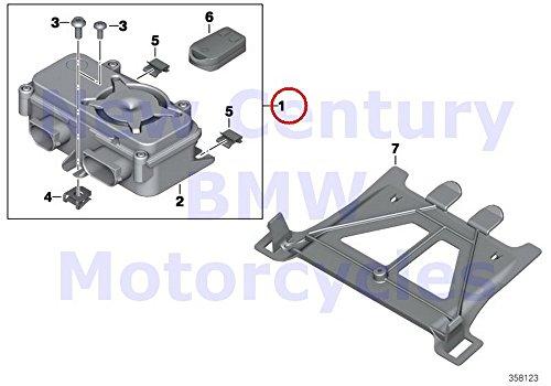 BMW Genuine Retrofit Antitheft Alarm System Retrofit Antitheft Alarm System C600 Sport C650GT R nine T R1200GS R1200GS Adventure R1200RT R900RT R1200R R1200ST R1200S K1200S K1300S HP4 K1200R K1200R Sp by BMW (Image #1)'