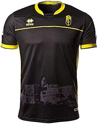 Errea Granada CF Segunda Equipación 2018-2019 Niño, Camiseta ...