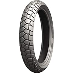 Confident Off-Road Traction: The fully grooved geometric tread pattern is designed to deliver uncompromising traction off-road. Original equipment on 2019 BMW R1250 GS motorcycles. Tire Specifications:Load / speed index: 59V.Construction: Rad...
