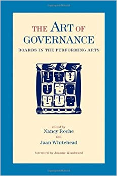 The Art of Governance [2005] (Author) Nancy Roche, Jaan Whitehead