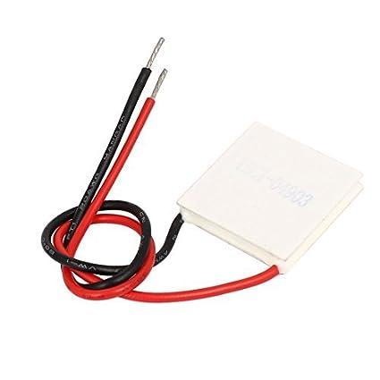 DealMux TEC1-04903 5.7 8V termoeléctricos módulo refrigerador refrigerar Placa Peltier