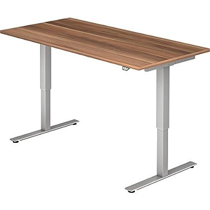 nien Casa eléctrica ajustable escritorio Ergonomía Pur, 160 x 80 ...