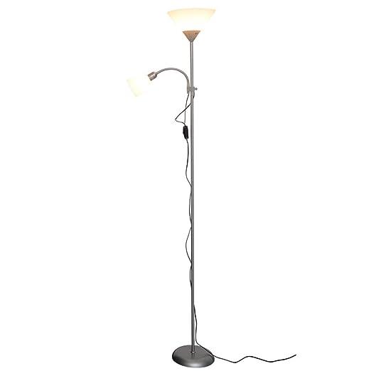 Lámpara de pie de diseño nórdico Moderno, Sala de Estar Lámpara de ...