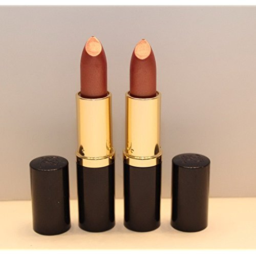 Honey Shimmer (Super Hot New! 2 X Estee Lauder Lipstick Pure Color 83 Sugar Honey Shimmer, Full Size)